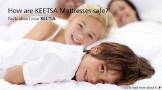 Keetsa Eco-friendly Mattresses Green Memory Foam /Latex Mattresses / Best Mattress Store in San Francisco, Berkeley and New york | Home