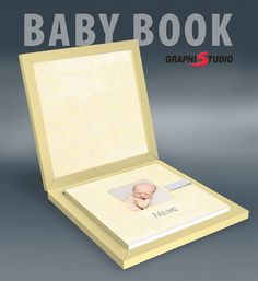 Mix and match the colors available for #babybook.  #graphistudio #portraitphotography #newborn
