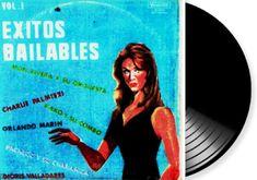 Barraezo Presenta: V.A. Éxitos Bailables Vol.l – Venevox - BL137 – 19...