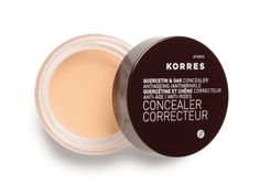 Korres Quercetin and Oak Antiaging Concealer $22   Best Foundations, Powders, and Concealers   Everywhere - never heard of this brand