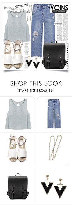 """YOINS #1"" by virgamaleva ❤ liked on Polyvore featuring yoins, yoinscollection and loveyoins"