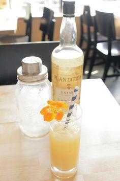 Mango Rum Cocktail