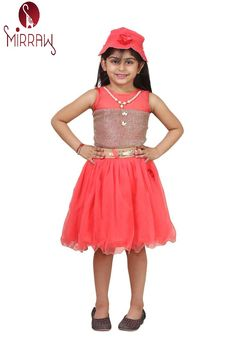 Looking to buy at least cost for both girls and boys? Visit a website Mirraw. Gowns For Girls, Girls Dresses, Kids Dress Collection, Kids Outfits, Cool Outfits, Kids Girls, Boys, Stylish Kids, Kids Online