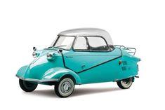 Messerschmitt KR 200 (1959) - Microcars!