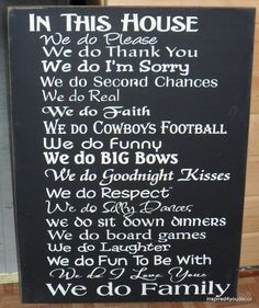 Love it - except the Cowboys football part, but that can be easily changed :)