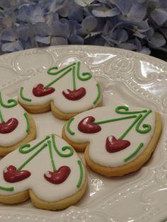 Cookies tema Cerejinha!