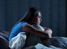 anxiety at night