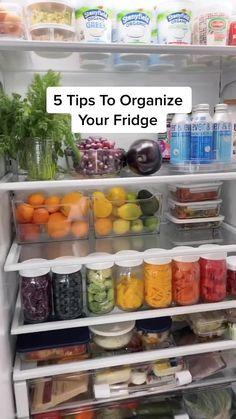 tips for an organized kitchen fridge organization organization organization hacks on kitchen organization tiktok id=70411