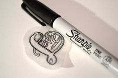 How to Make a Fake Tattoo With a Sharpie - Diy Tattoo Sharpie Tattoos, Temporary Tattoo Sharpie, Diy Fake Tattoo, Make Fake Tattoos, Non Permanent Tattoo, Tattoo Diy, Tattoos For Kids, How To Make Tattoo, Wrist Tattoo