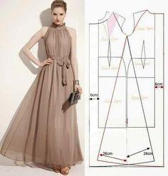 Patrones gratis para hacer vestidos bonitos03