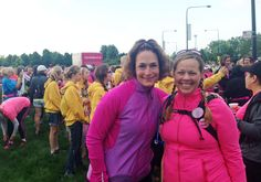Survived My First Breast Cancer Walk - Can't Wait To Do It Again!