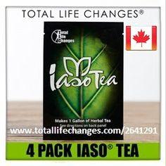 Total Life Changes Canada. Una Oportunidad de Negocio Inteligente: Iaso ™ Té