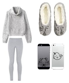 Lazy by champayne-wheeler on Polyvore featuring polyvore fashion style NIKE H&M clothing