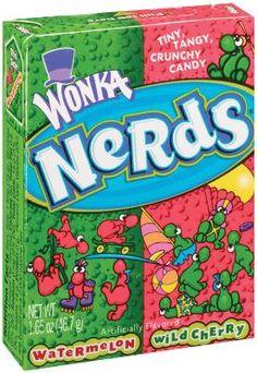 Neon Glow in the Dark Party Ideas - Nerds!
