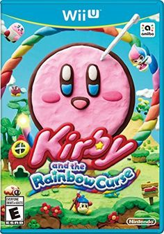 Kirby and the Rainbow Paintbrush (Wii U) (Nintendo Wii U-spel) Kirby Nintendo, Nintendo Wii U Games, Wii Games, Free Games, Xbox One, Video Game Rental, Playstation, Videogames, Dreamland