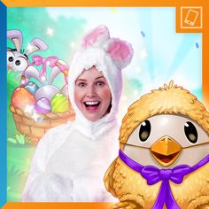 best fiends easter party