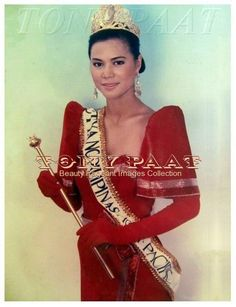 Lorna Legaspi    Miss Asia Pacific 1989