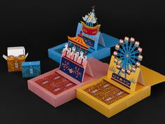 Fireworks on Packaging of the World - Creative Package Design Gallery Toy Packaging, Food Packaging Design, Packaging Design Inspiration, Brand Packaging, Luxury Packaging, Branding Design, Corporate Design, Coffee Packaging, Bottle Packaging