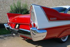 1958 Plymouth Belvedere - My Dad had one of these; loved that car.
