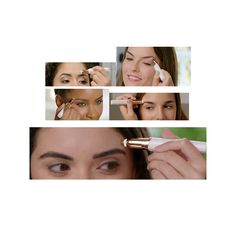 Electric Eyebrow Trimmer Women Mini Eyebrow Shaver