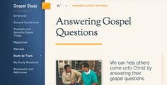 Dispelling Mormon stereotypes, answering comming FAQs about Mormonism @ lds.org