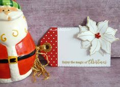 In My Creative Opinion: 25 Days of Christmas Tags - Day 4