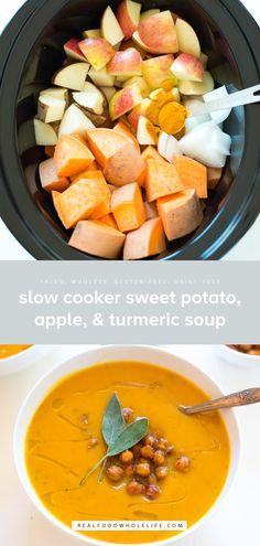 Slow Cooker Sweet Po