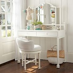 Bedroom Vanities....Beauty is my passion....  http://aprioribeauty.com/IC/KathysDaySpa  www.facebook.com/pages/Professional-Skincare-My-New-Passion/513031122073392