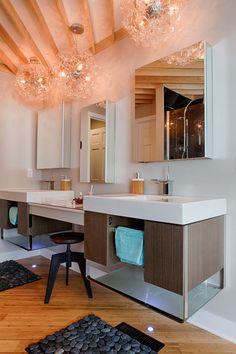 Pictures of Gorgeous Bathroom Vanities : Home Improvement : DIY Network