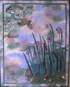 How to make a landscape quilt/Nancy Zieman/Natalie Sewell | Nancy Zieman Blog