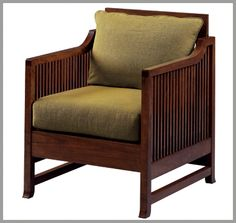 What started my man-crush on Copeland Furniture in VT. They are the authorized company to recreate the furniture Frank Lloyd Wright put into the homes he designed. Their other stuff is tres cool too, but...Frank Lloyd Wright...come on! :)