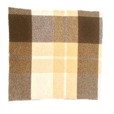 Vintage Brown Craft Fabric. Brown Blanket Fabric. Rustic Brown