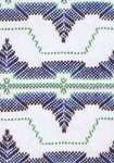Monk's Cloth Afghans (swedish weaving pattern) by Annie's Attic