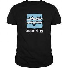 Comfortable Purple Aquarius Tee Shirt Shirt T Shirt Cool Shirts, Tee Shirts, Tees, Awesome Shirts, Zodiac Shirts, Tee Design, Aquarius, Custom Shirts, Custom Made