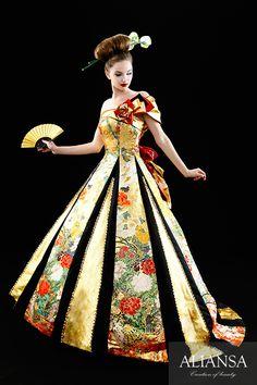 Sum dress kimono dress