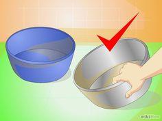 Make Concrete Flower Pots Step 1