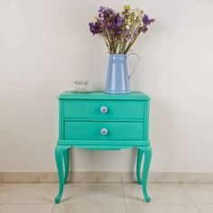 Decoración Vintage y Eco Chic Diy Furniture Making, Chic Shop, Creative Home, Furniture Makeover, Accent Decor, Sweet Home, Shabby, Design, Home Decor