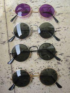 all 70er Jahre Stil, Runde Sonnenbrille, Sonnenbrillen, Schmuck, Goa,  Modische Sonnenbrillen a4cdbcb17a35