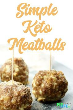 Here's a simple Keto diet dinner recipe perfect for beginners. Simple Keto mea… Here's a simple Keto diet dinner recipe perfect for beginners. Simple Keto meatballs that are tasty and in your ketogenic diet. Great for week 1 of your meal plan. Low Carb Meal Plan, Ketogenic Diet Meal Plan, Ketogenic Diet For Beginners, Keto Diet For Beginners, Diet Meal Plans, Diet Menu, Diet Dinner Recipes, Keto Dinner, Diet Recipes