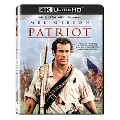 Buy The Patriot - Ultra HD Discs) from Zavvi, the home of pop culture. Take advantage of great prices on Blu-ray, merchandise, games, clothing and more! Mel Gibson, Benjamin Martin, Tom Wilkinson, Epic Film, Jason Isaacs, Face Off, Home Entertainment, Revolutionaries, South Carolina