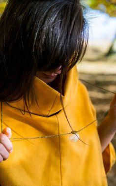 Out Of The Closet, Arrow Necklace, Jewelry, Jewlery, Jewerly, Schmuck, Jewels, Jewelery, Fine Jewelry