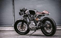 The Zeno Racer | Inazuma café racer