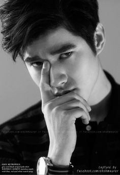 Mario Maurer on Don't Magazine. Asian Male Model, Male Models, Mario Maurer, Comic Tutorial, Drama, I Have A Crush, Young Actors, Cute Gif, Actor Model
