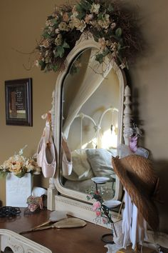 DIY antique dresser