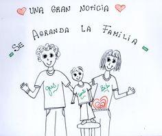 La familia en crecimiento ♥