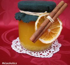 Mézeskalács konyha: Részeges narancslekvár Smoothie Drinks, Smoothies, Marmalade, Xmas, Christmas, Preserves, Pickles, Nom Nom, Food And Drink
