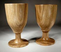 Make your own toasting goblets! - @offbeatbride