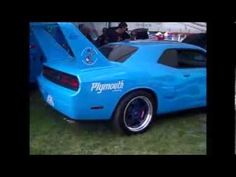 "Richard Petty ""Superbird"" 1 of 1 (Challenger Conversion)"