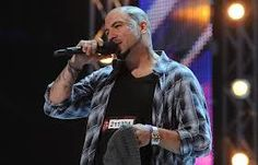 vino alan the x factor usa sept 19 2012 sings trouble raspy vocals blueseys great as a lead singer for a rocking band show