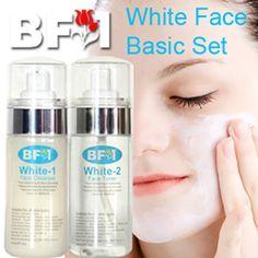 Whitening Facial Basic Set